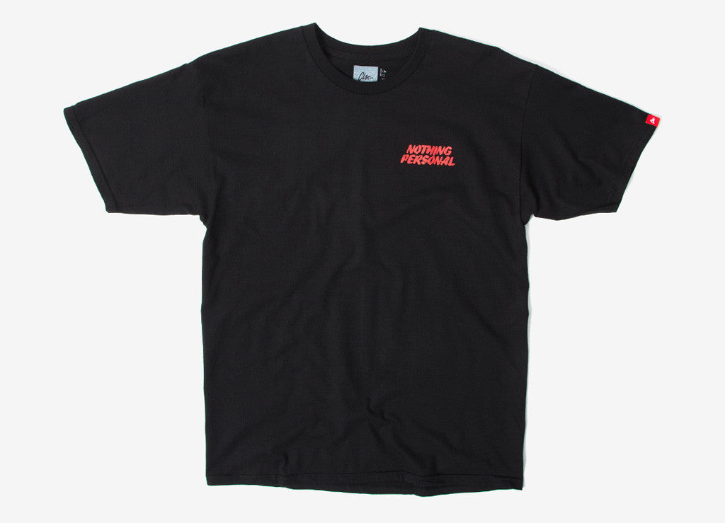 CLSC Nothing Personal T Shirt - Black