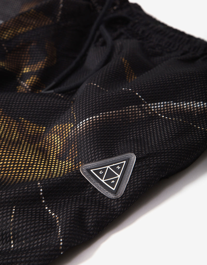 HUF Network Track Pant - Realtree Black