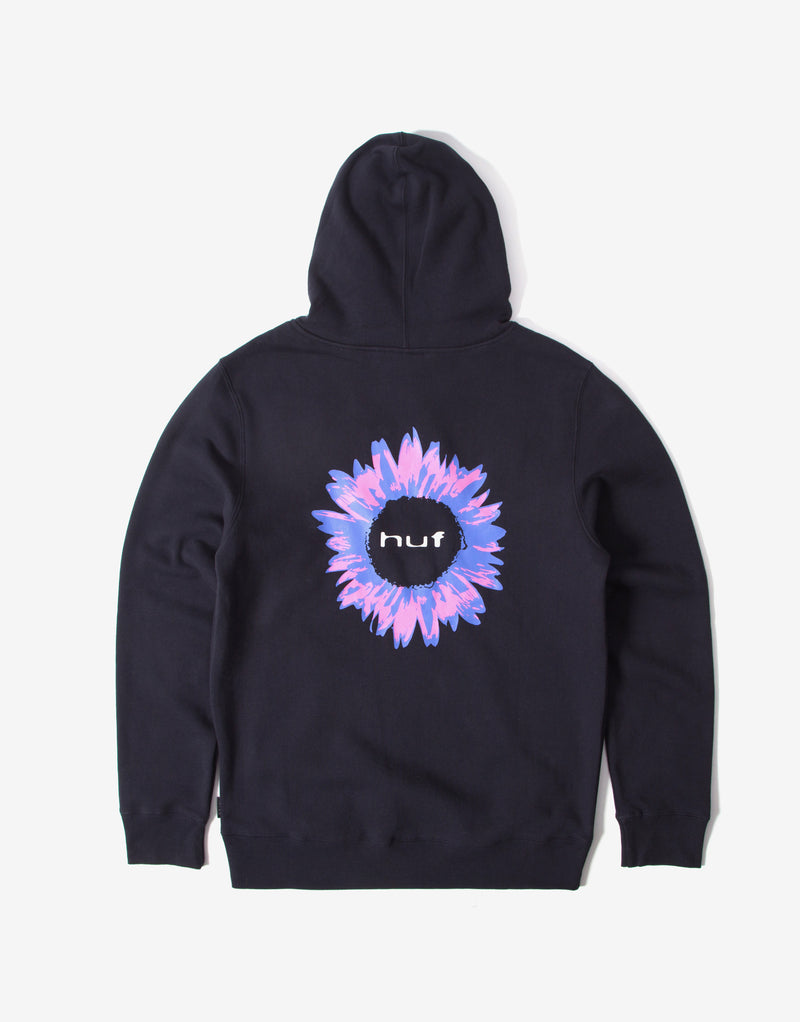 HUF Peaking Hoody - French Navy