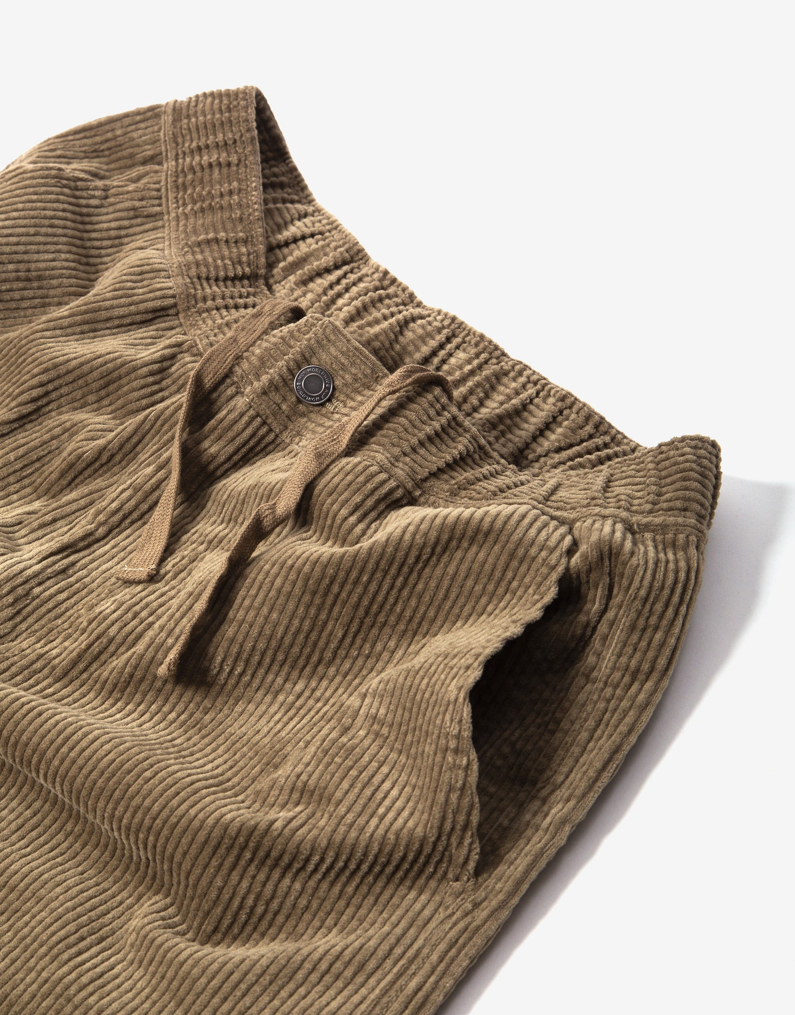 HUF Pennybridge Corduroy Short - Sage