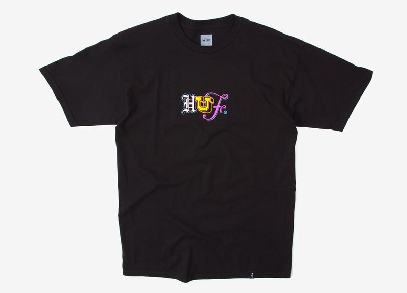HUF Ransom T Shirt - Black