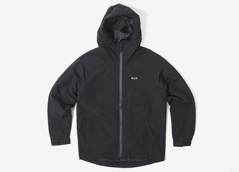 HUF Standard Shell Jacket - Black
