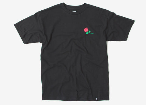 HUF Nightfall T Shirt - Black
