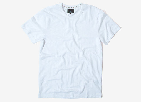 HUF Concrete Garment Dye T Shirt - White