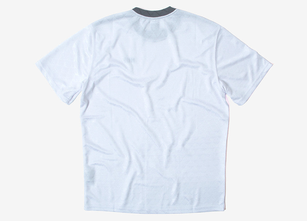 HUF Team Triple Triangle Soccer Jersey - White