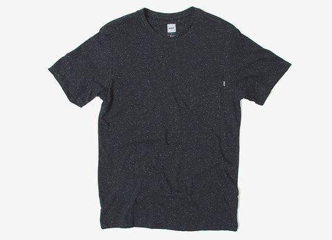 HUF Nepp Pocket T Shirt - Black