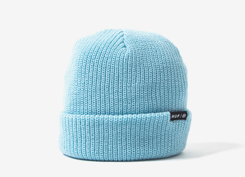 5915f8d97 HUF Usual Beanie - Light Blue