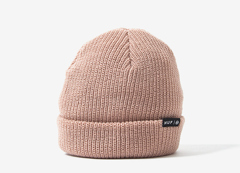 HUF Usual Beanie - Dusty Pink