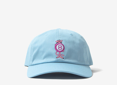 HUF x Pink Panther 8 Ball Dad Cap - Light Blue