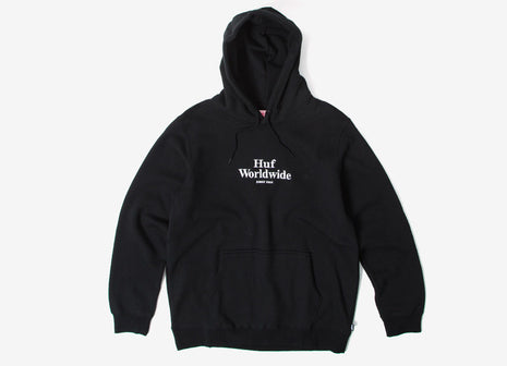 HUF x Pink Panther Pullover Hoody - Black