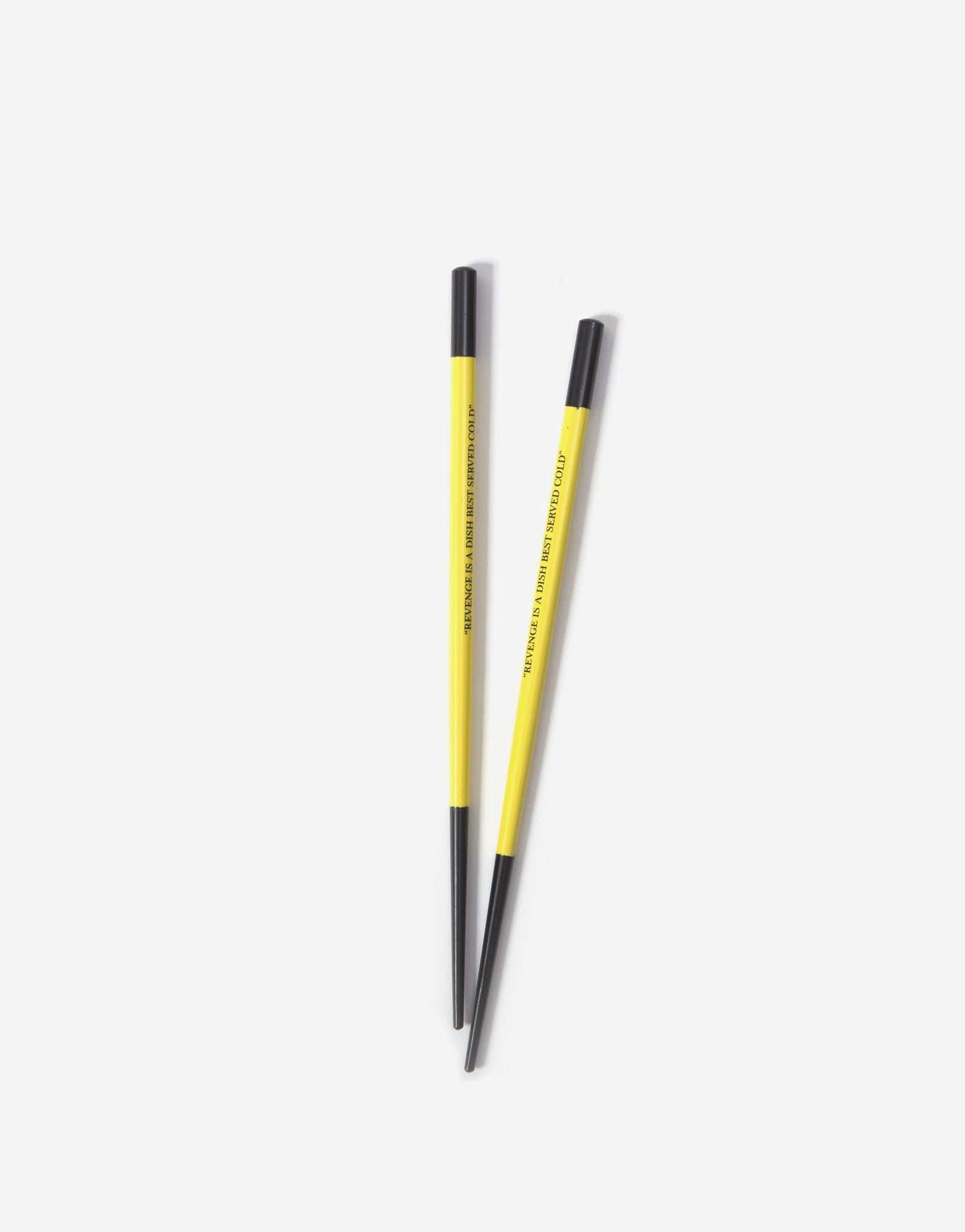 HUF x Kill Bill Chopsticks - Yellow