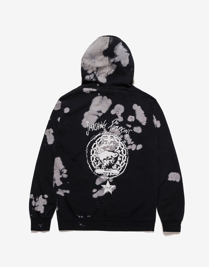 HUF x Smashing Pumpkins Cherub Rock Hoody - Black/White