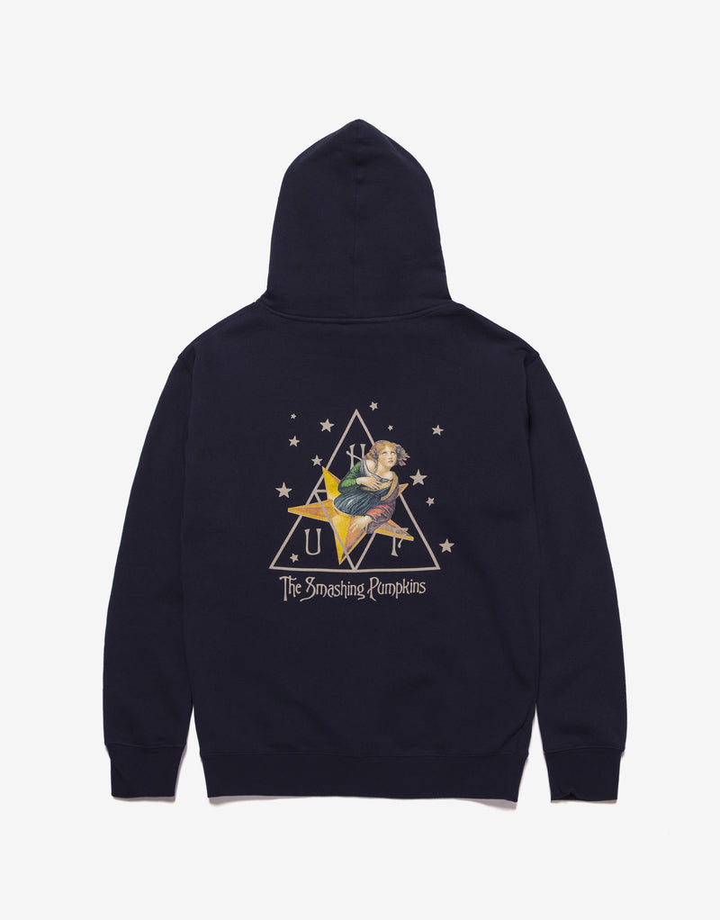 HUF x Smashing Pumpkins Starlight Hoody - Navy