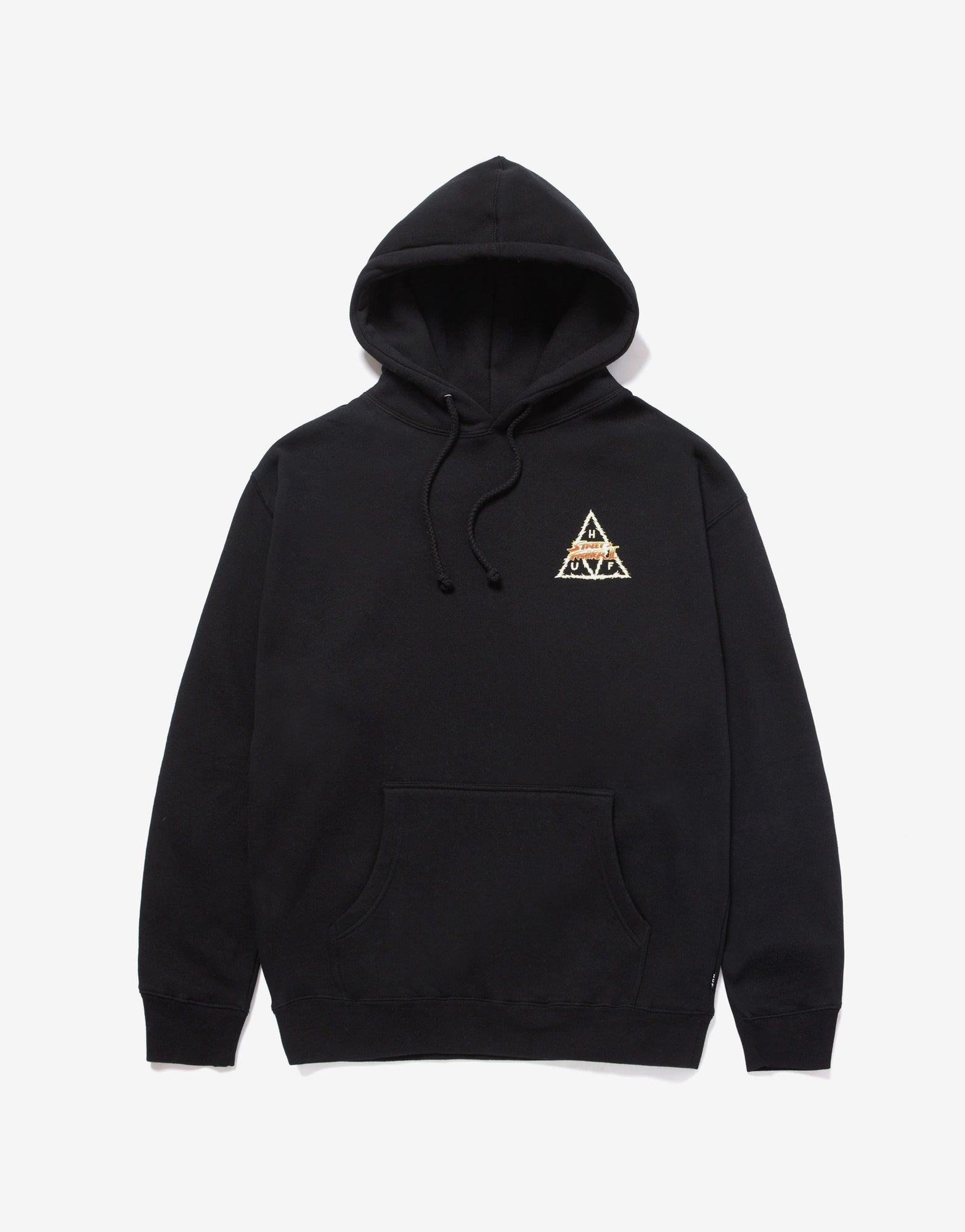 HUF x Street Fighter Blanka TT Hoody - Black