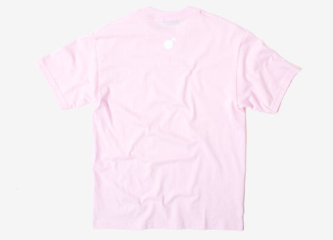 The Hundreds x Death Row Crest T Shirt - Pink