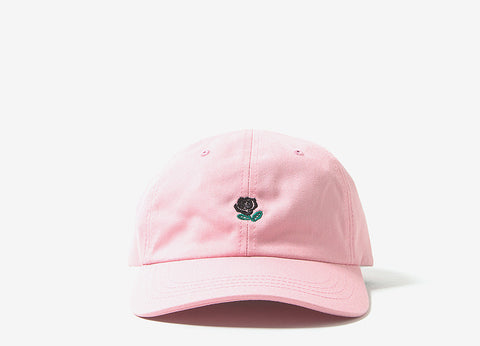 The Hundreds Rose Dad Cap - Pink