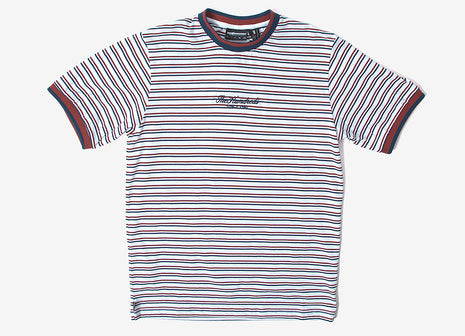 The Hundreds Leads T Shirt - White