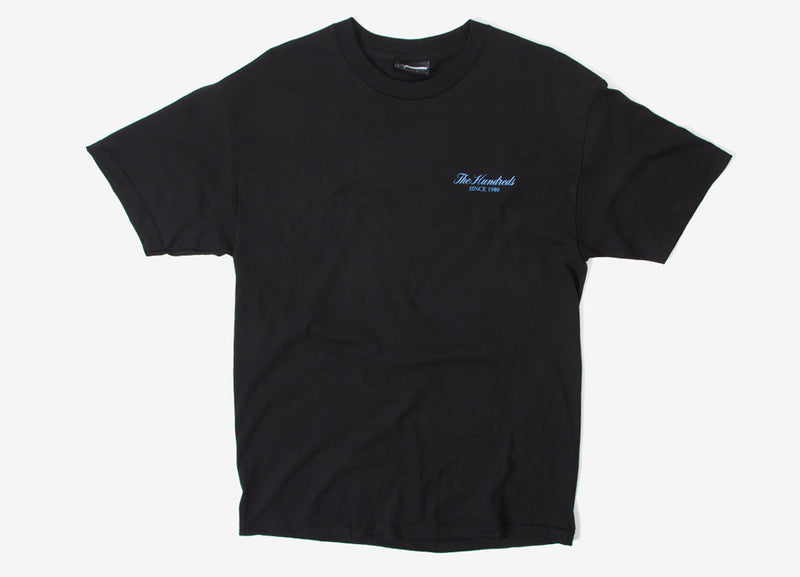 The Hundreds Nothing Is Sacred T Shirt - Black