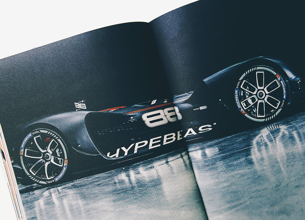 Hypebeast Magazine Issue 19: The Temporal Issue - Red