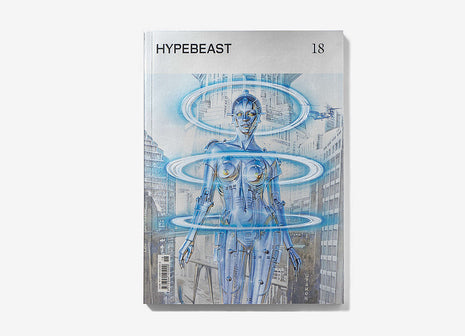 HYPEBEAST Magazine Issue 18 - The Sensory Issue