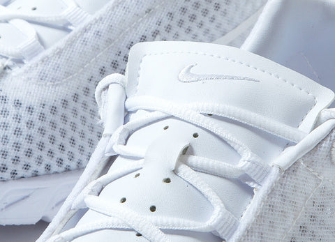 Nike Mayfly Premium Shoes - White/White