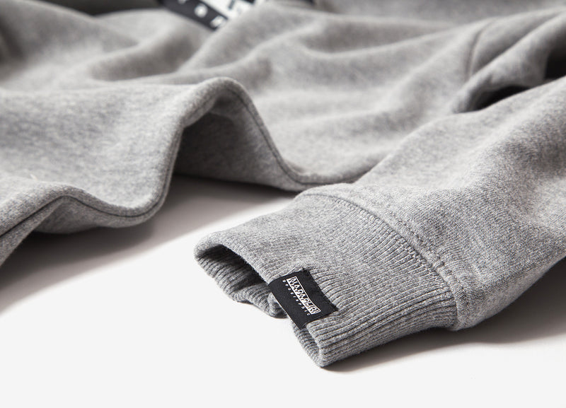 Napapijri Box C Sweatshirt - Grey