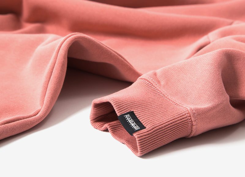 Napapijri Box C Sweatshirt - Old Rose Pink