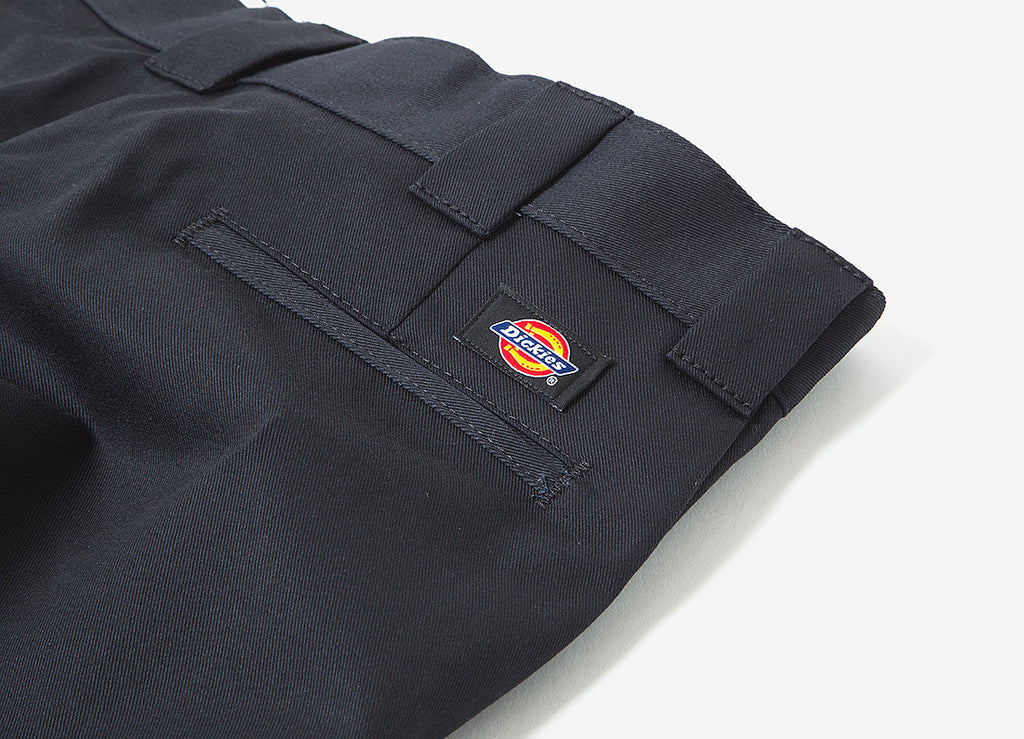 Dickies 873 Slim/Straight Work Pant Trousers - Black