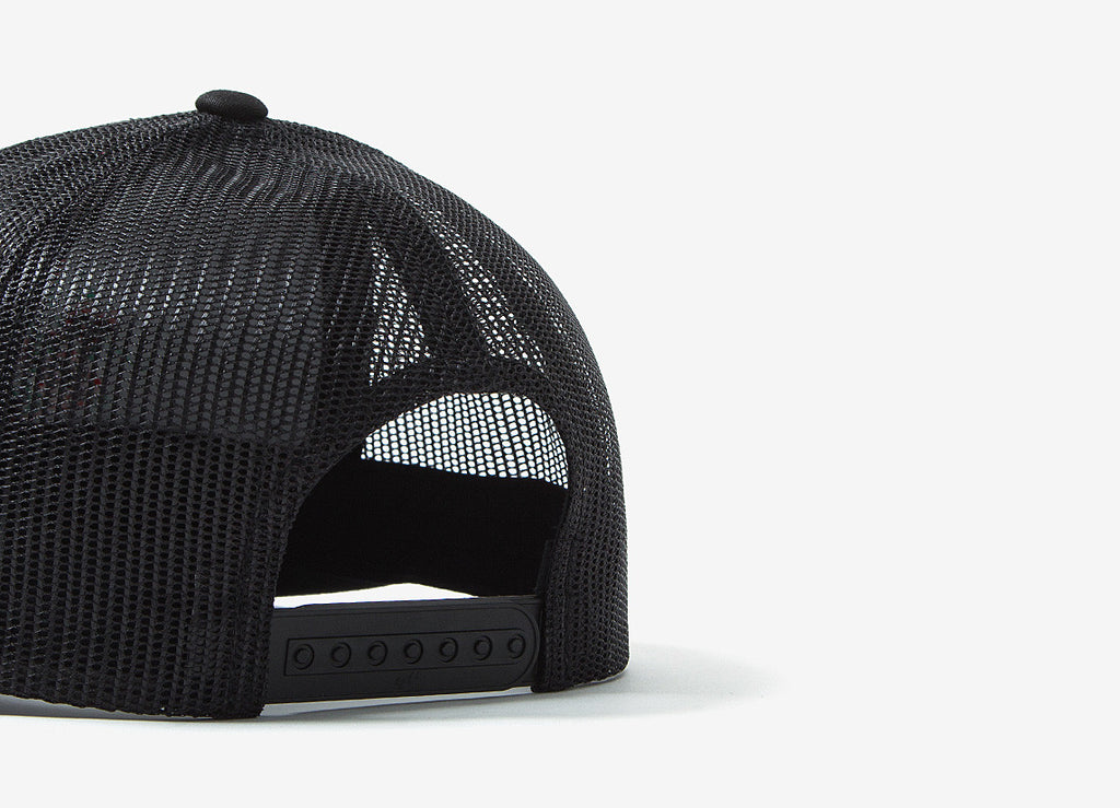 Chimp Oakrise Trucker Cap - Black