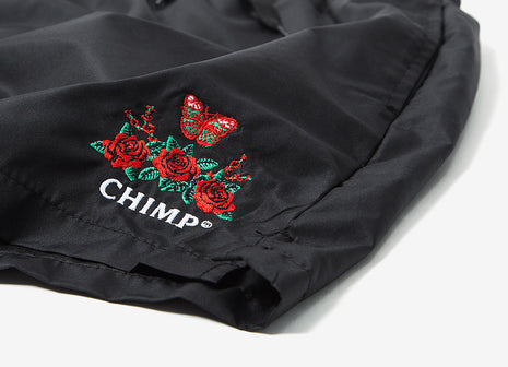 Chimp Oakrise Swim Shorts - Black
