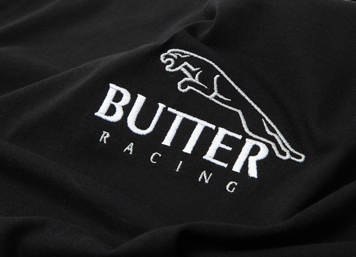 Butter Goods Racing T Shirt - Black