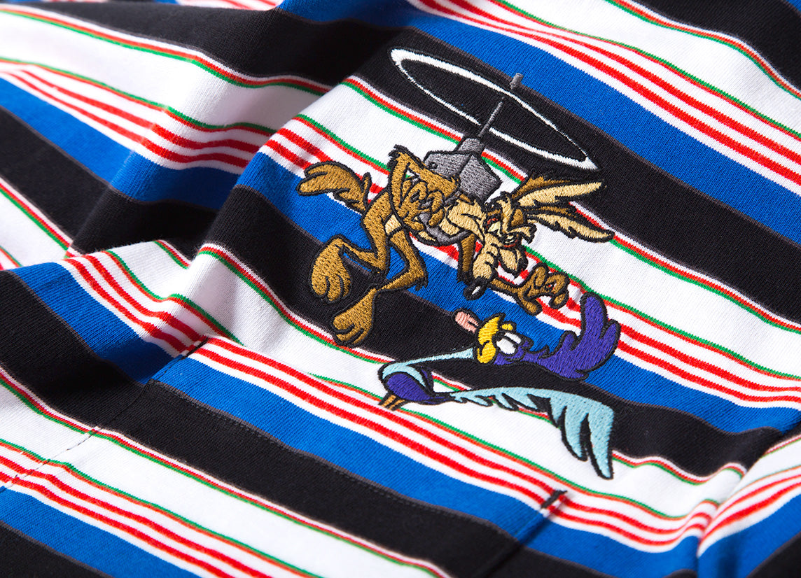 The Hundreds x Looney Tunes Medal T Shirt - Black