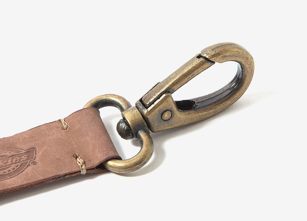 Dickies Rushville Key Clip - Brown