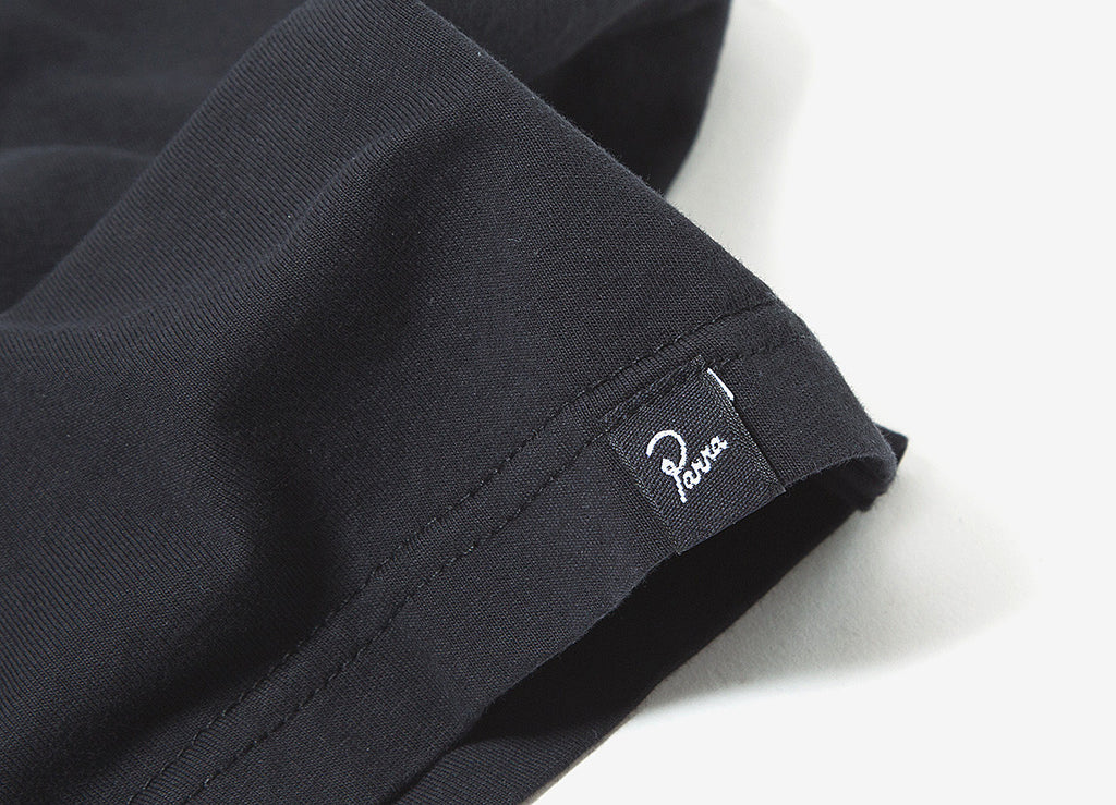 By Parra Toy Logo T Shirt - Black