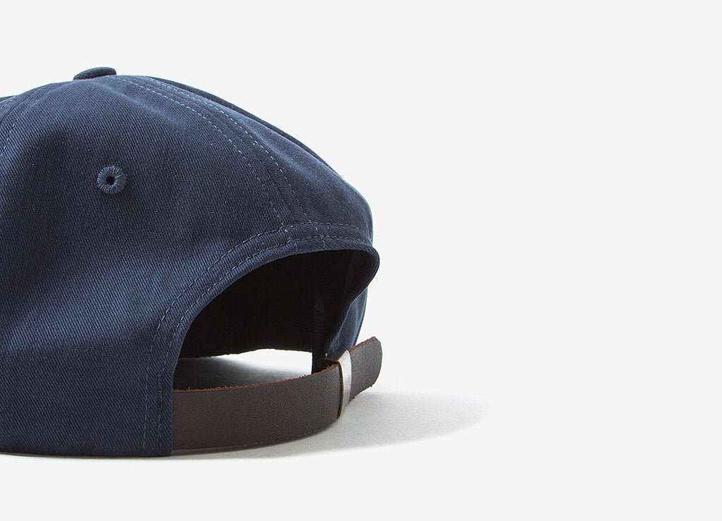 By Parra Party 6 Panel Cap - Navy