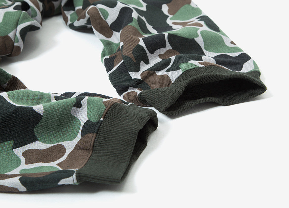 adidas Originals Camouflage Sweatpants - Camo