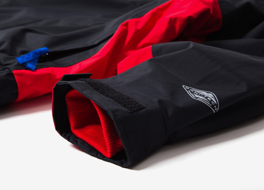 Columbia Bugaboo 1986 Interchange Jacket - Black/Red