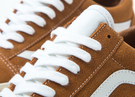 Vans Old Skool Shoes - (Retro Sport) Glazed Ginger