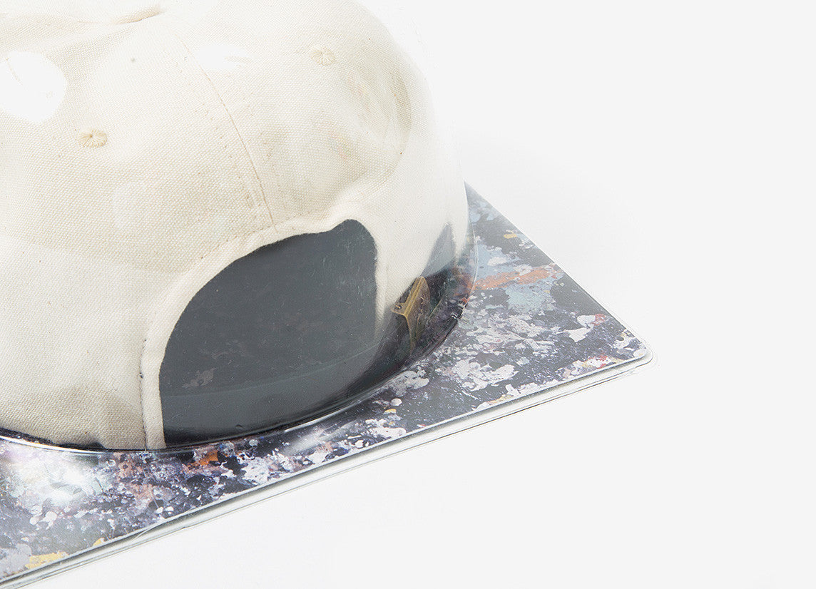The Hundreds x Jackson Pollock Strapback Cap - Multi
