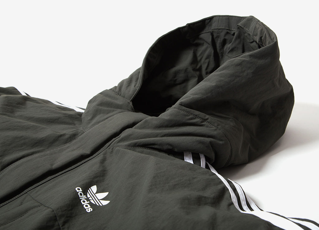 adidas Originals Down Parka - Utility Green