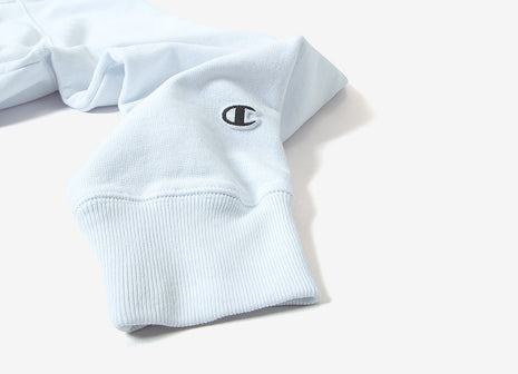 Champion x Wood Wood Judd Hoody - Bright White