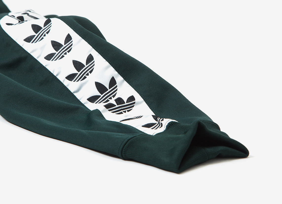 adidas Originals TNT Trefoil Crewneck Sweatshirt - Green Night