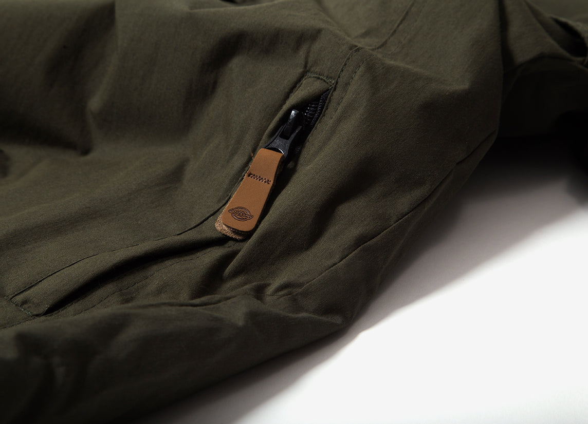 Dickies Milford Jacket - Olive Green