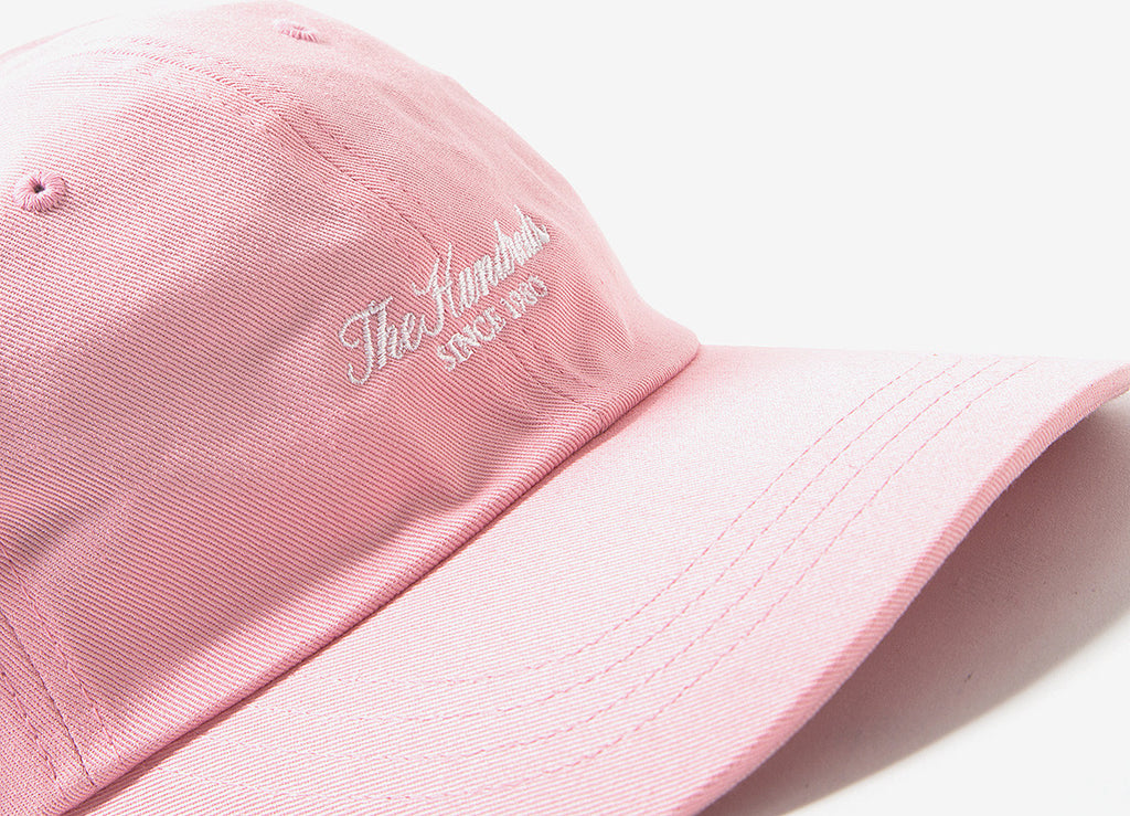 The Hundreds Rich Dad Cap - Pink