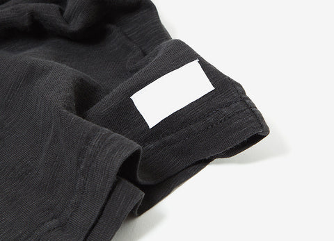 HUF Concrete Garment Dye T Shirt - Black