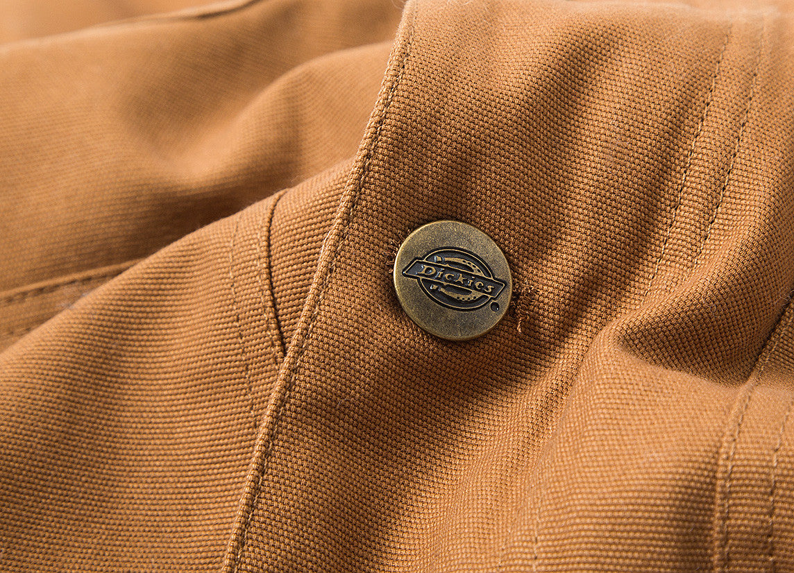 Dickies Forest City Jacket - Brown Duck