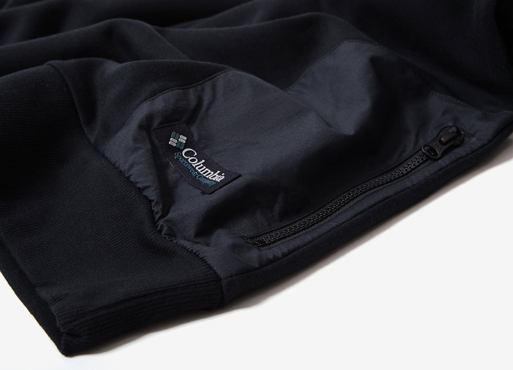 Columbia Bugasweat Crewneck Sweatshirt - Black