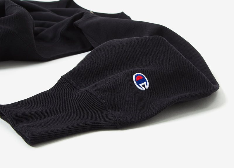 Champion Reverse Weave Sweatshirt - Black