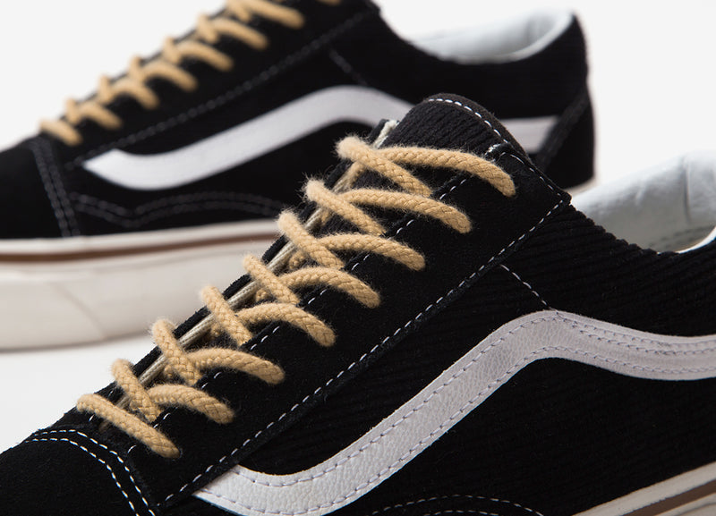 Vans Old Skool 36 DX 'Anaheim Factory' Shoes - OG Black