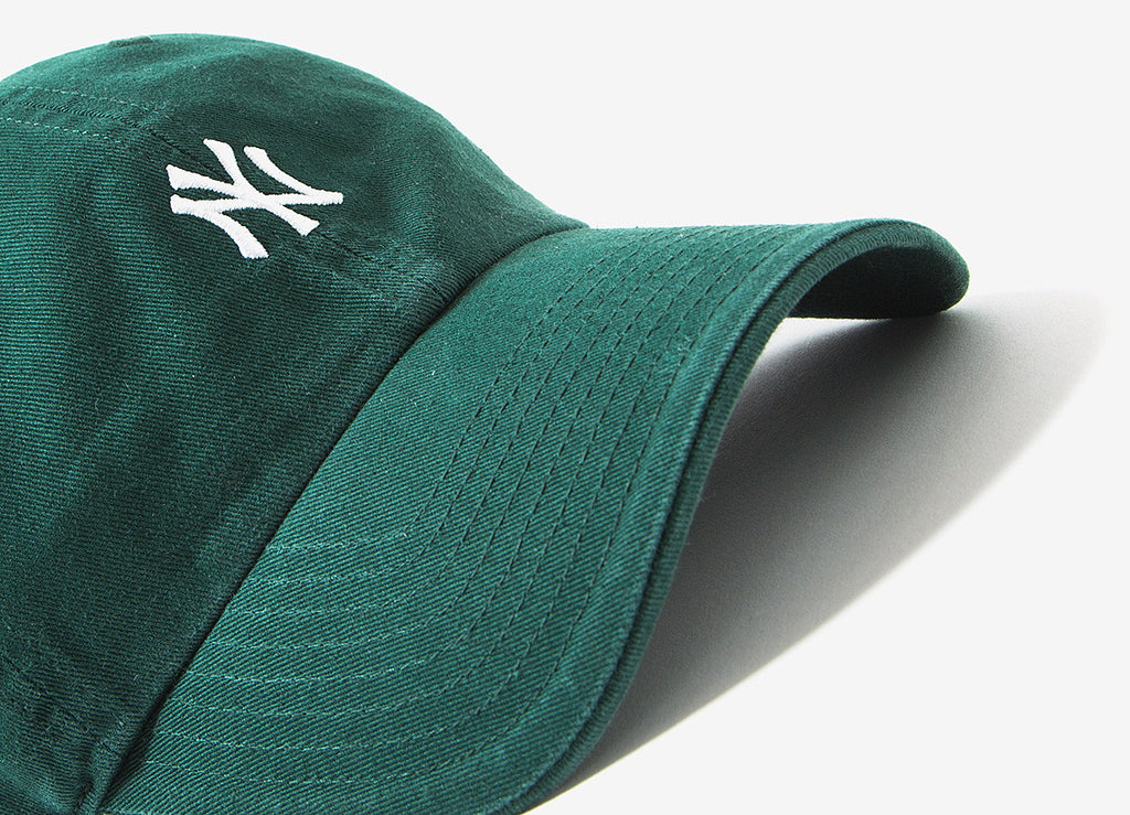 47 Brand MLB Centrefield New York Yankees 6 Panel Cap - Dark Green